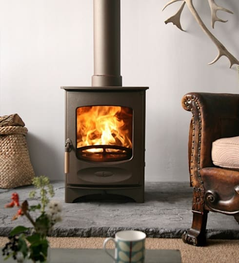 charnwood wood burning multi fule stoves por direct stoves homify. Black Bedroom Furniture Sets. Home Design Ideas