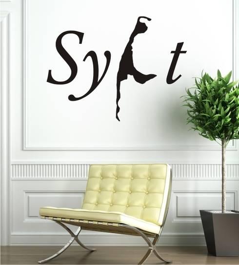 Sylt 2 als Wandtattoo :  Wohnzimmer von www.wandtattoo-home.de