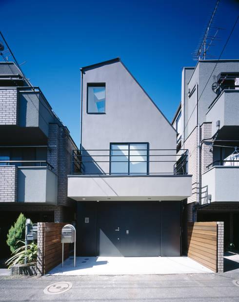 外観: 高橋直子建築設計事務所が手掛けた家です。