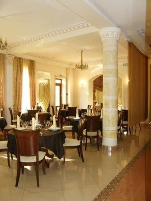 ресторан отель РОДИНА г Ессентуки: Офисные помещения и магазины в . Автор – Абрикос