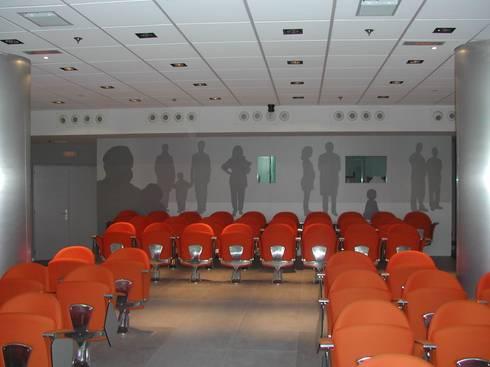 Detalle imagen: Palacios de congresos de estilo  de ESTER SANCHEZ LASTRA