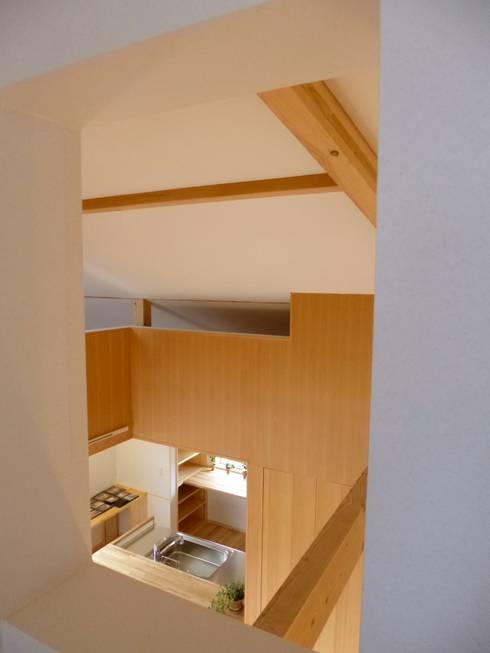 市川市K邸: K+Yアトリエ一級建築士事務所が手掛けたダイニングです。