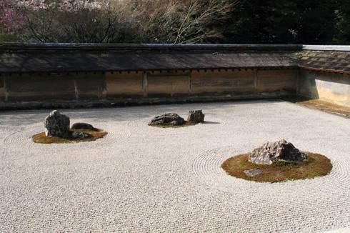 Ryoanji 3: Jardins asiáticos por M. Y.