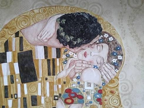 климт: Спальни в . Автор – Абрикос