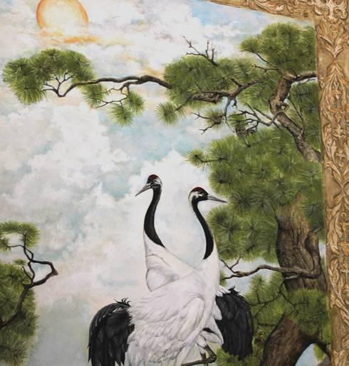 восток: Коридор и прихожая в . Автор – Абрикос