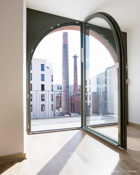 ehemalige Schultheiss-Brauerei:  Wohnzimmer von homify