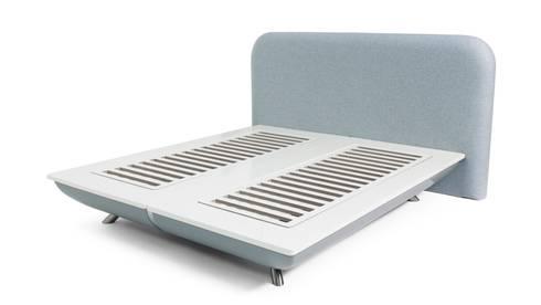 FreshBed iFo designbed - bedbodems: moderne Slaapkamer door FreshBed