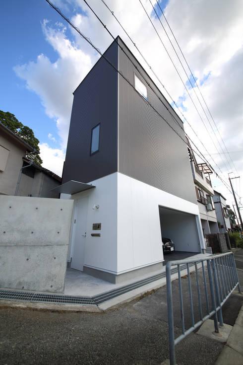 Houses by 一級建築士事務所・スタジオインデックス