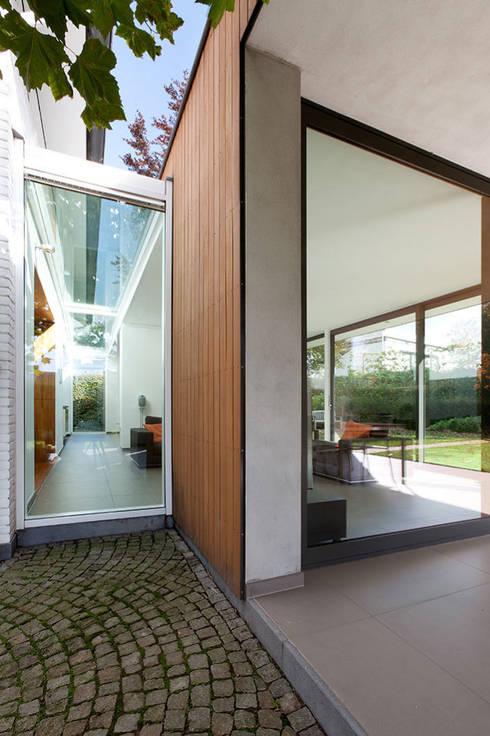 los van bestaande bouw:  Ramen door 3d Visie architecten