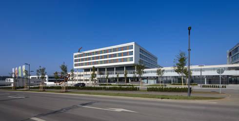 Krankenhaus des Lichts - das Schwarzwald-Baar Klinikum in ...