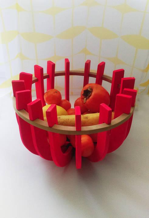 photo8: Cuisine de style de style Moderne par Clara Mevial