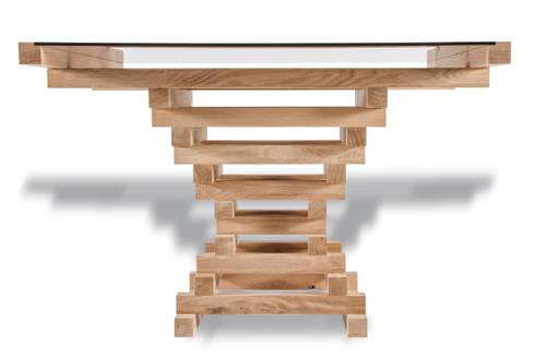 Table Altaar: moderne Keuken door VanJoost