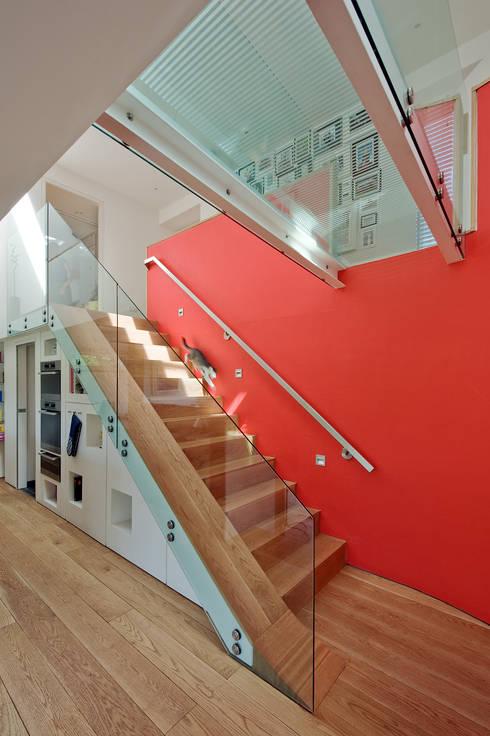 Sunnybank House, Coldingham:  Corridor & hallway by Chris Humphreys Photography Ltd