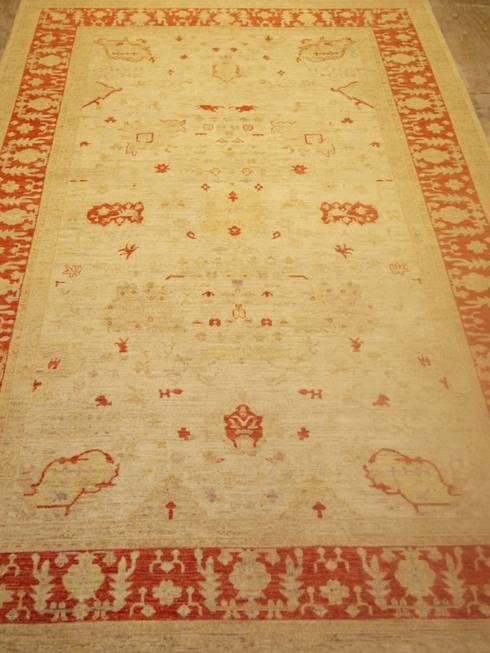 Samarkand tapijten collection:  Muren & vloeren door Babai tapijten