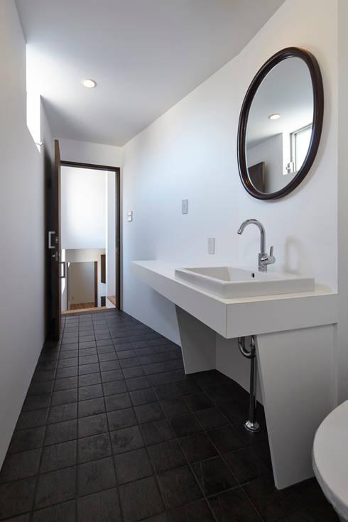 松本建築事務所/MA2 ARCHITECTS의  욕실