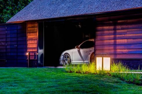 Porsche 911 Turbo : moderne Garage/schuur door Kabaz