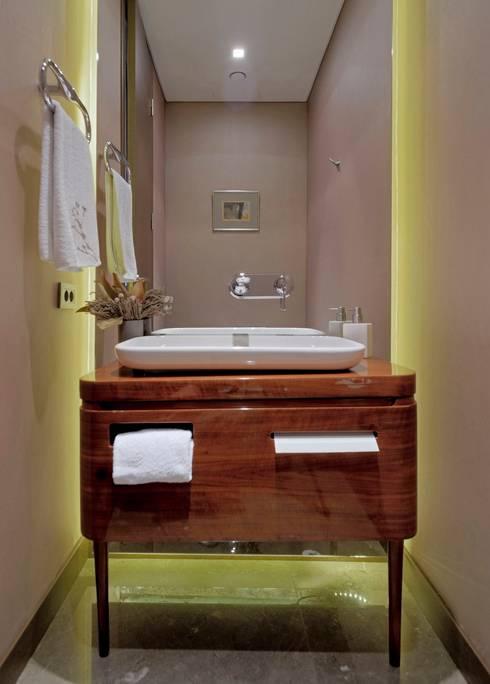 حمام تنفيذ Paker Mimarlık