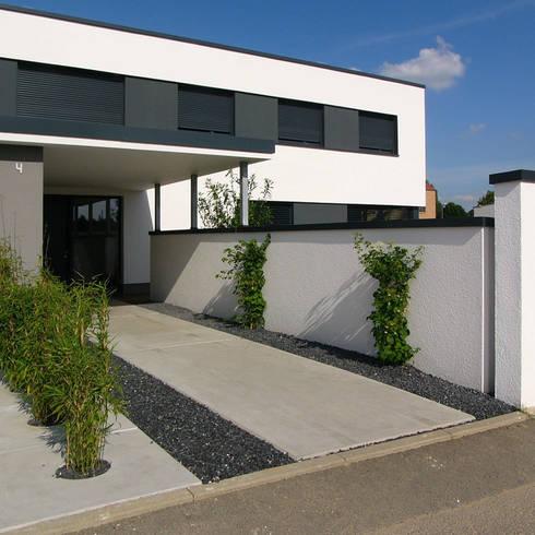 GroBartig Bauwerk Architekten Haus I. Modern Houses By BauWerk Architekten Dortmund