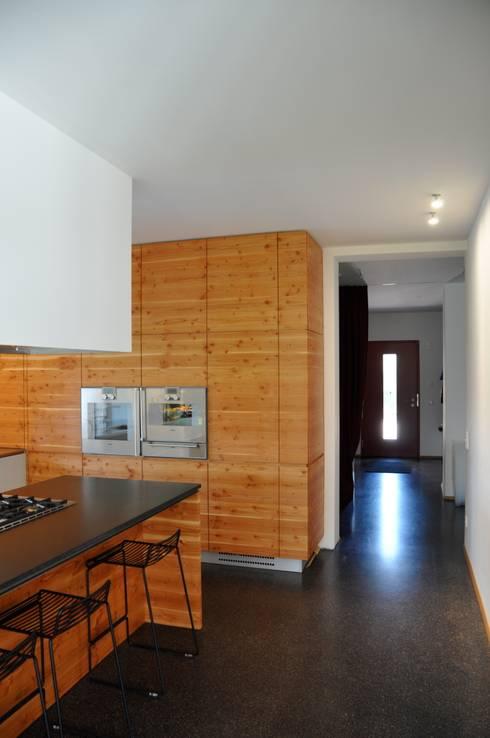 Cozinhas  por nagel + braunagel