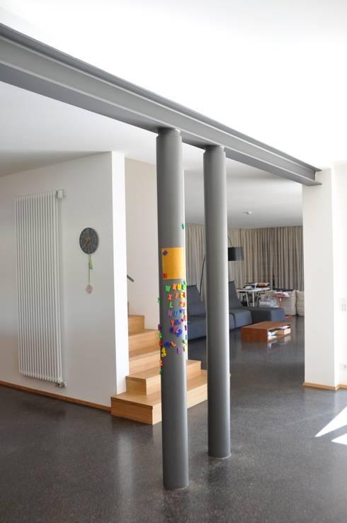 Salas de estar  por nagel + braunagel