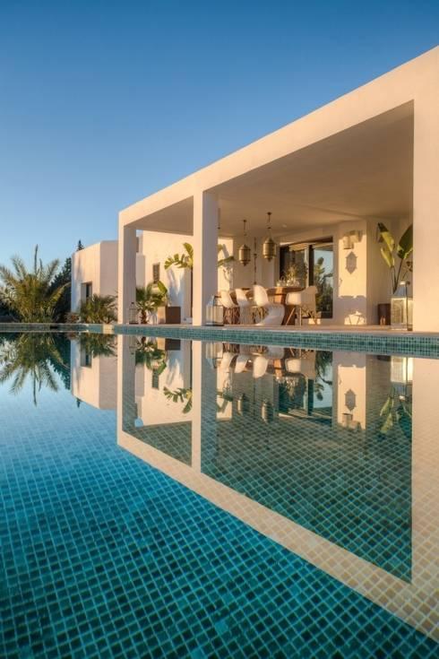 Ibiza Style: rustieke & brocante Huizen door Kabaz