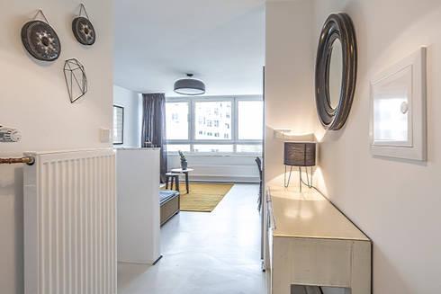 Düsseldorf Redesign i:  Flur & Diele von edit home staging