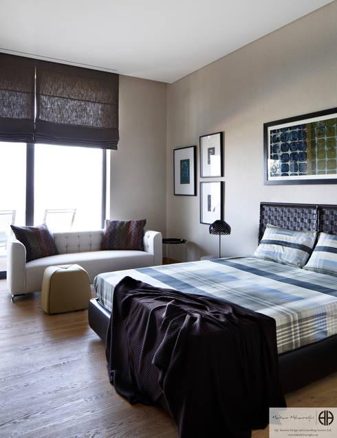 : moderne Schlafzimmer von homify