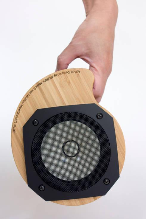 の音PRO 竹: ARUPaPa株式会社が手掛けた家庭用品です。