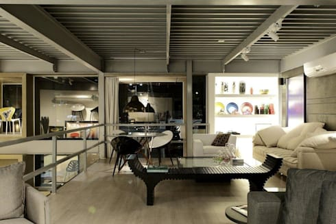 Desconexo: Espaços comerciais  por Carlos Otávio Arquitetura e Interiores