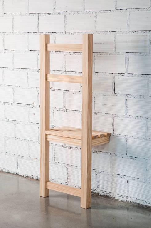 Galán SILAN: Dormitorios de estilo escandinavo de Decojondepato.com