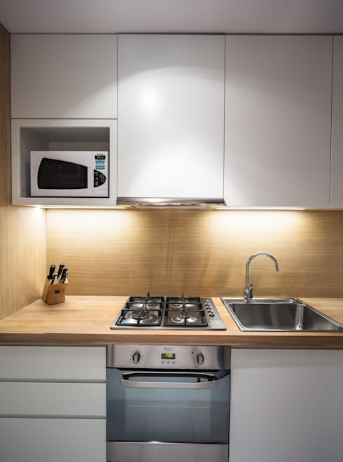 Kitchen by GRUPA HYBRYDA