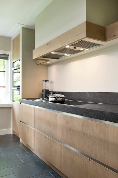 Project Zeewolde von Martin van Essen Keukens en Interieurs | homify