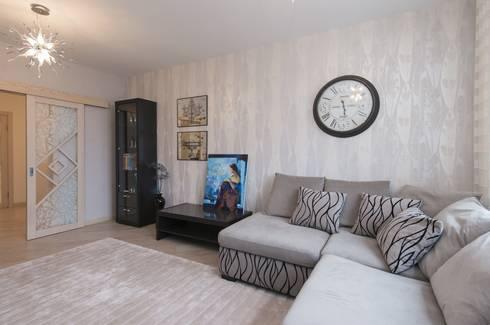 гостевая комната в проекте Перламутр:  в . Автор – S-studio