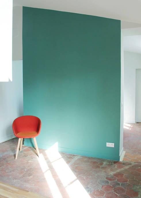 208: Salle à manger de style de style Moderne par Atelier Clément Azaïs