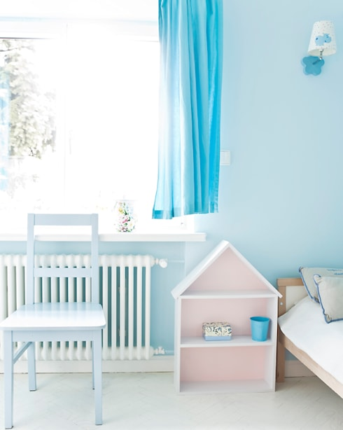 Nursery/kid's room by Miśkiewicz Design