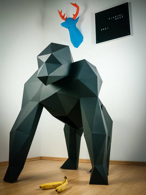 Kunst  door Papertrophy