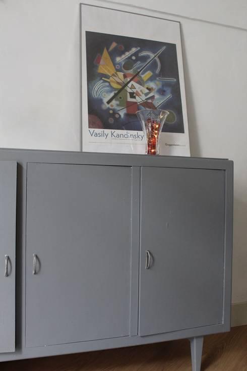 Mi manca una scarpiera nell'ingresso:  in stile  di Brigi Co.De. House