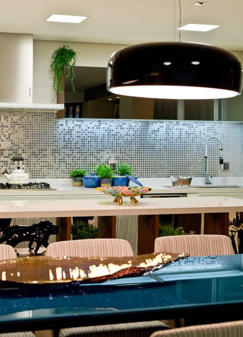 Cocinas de estilo  por ArchDesign STUDIO