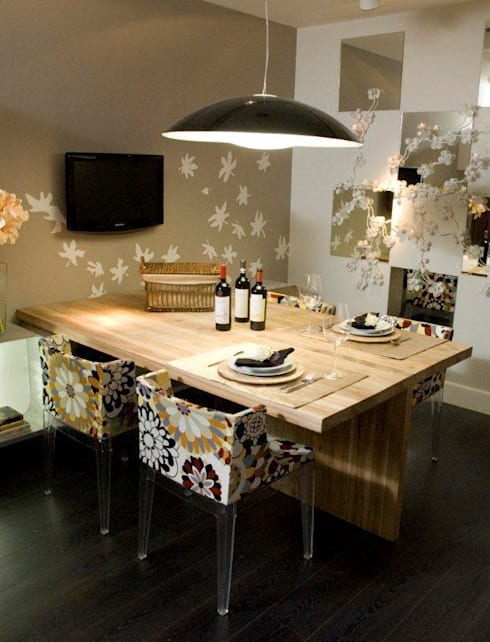 Le Cuisine - CASA NOVA 2009 (Foto Lio Simas): Cozinhas ecléticas por ArchDesign STUDIO