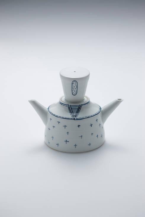 Teapot: Jang Hyunsoon의  주방