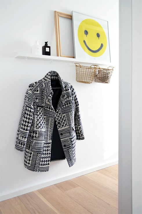 Dressing room by Kristina Steinmetz Design
