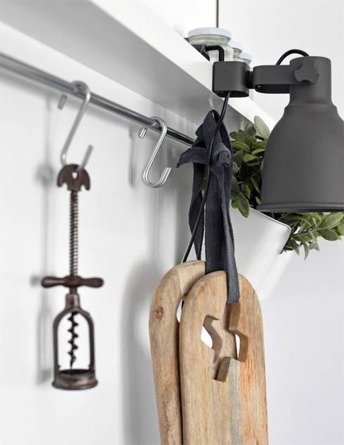 Styling Küche:  Küche von Kristina Steinmetz Design