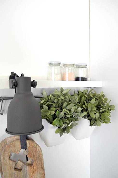 scandinavische Keuken door Kristina Steinmetz Design
