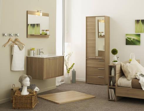 Article sur salles de bains par parisot homify for Articles de salle de bain