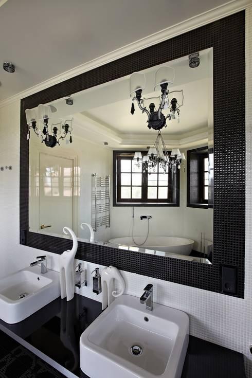 Salle de bains de style  par point-design.ru