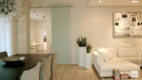 Interior design abitazione rl a pescara di studio sabatino for Abitazione design