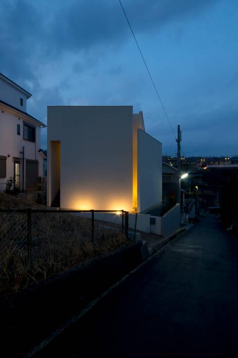 Projekty,  Domy zaprojektowane przez ENDO SHOJIRO DESIGN