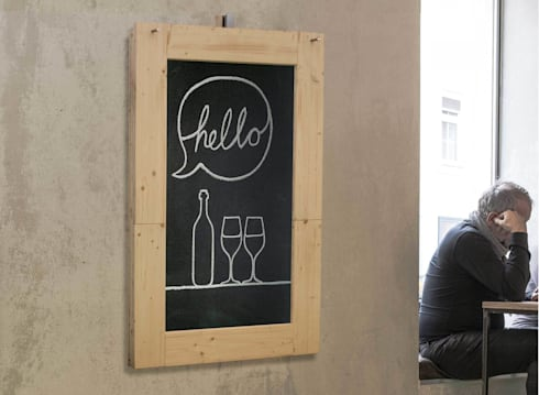 Blackboard Table By Ivydesign Homify - Picture-table-by-ivydesign
