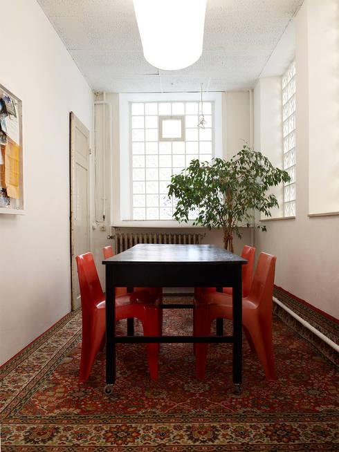 Meetingraum:  Bürogebäude von InteriorPark.