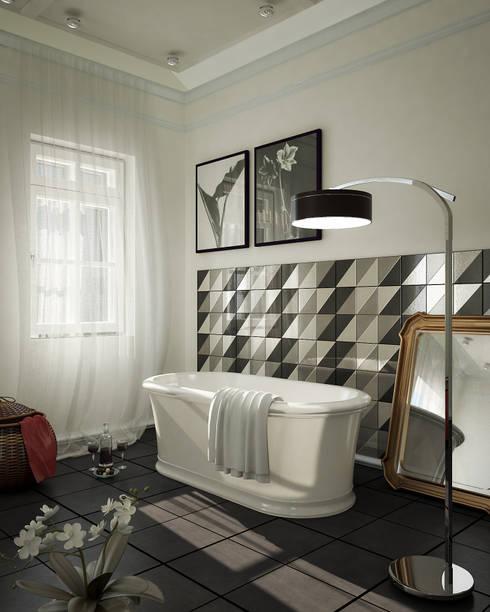 Interiors | Bathroom:  Bathroom by DesigniTures